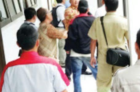 Sidang Gugatan Walikota VS Guru 52 Personel Polres Dan Pol PP Jaga PTUN