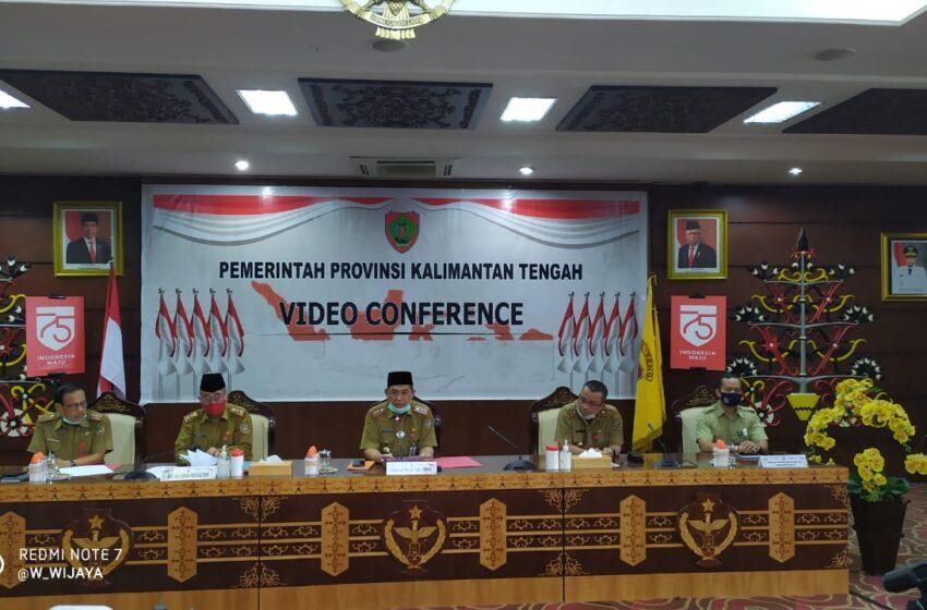 Gelar Release Media, Pemprov Kalteng Sampaikan Perihal Status PT SML Desa Kinipan Lamandau