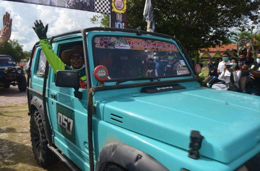 Perkenalkan Wisata Alternatif, Plt. Gubernur Kalteng Turut Ramaikan SORAC #1 Tahun 2020