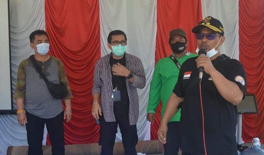 Digitalisasi Objek Wisata Sukamara, Plt. Gubernur Resmikan Peluncuran Toko Online dan hot spot WiFi Pantai Anugerah