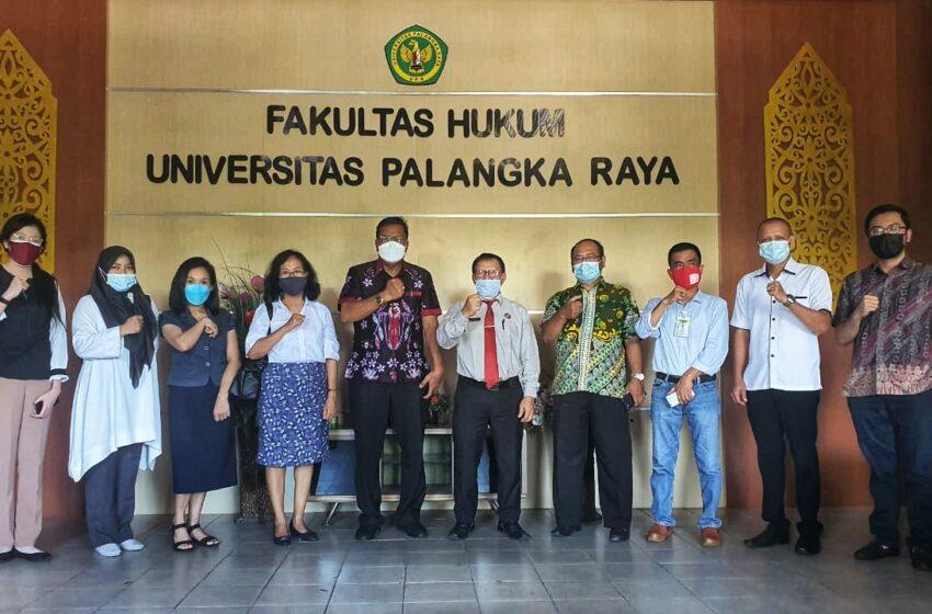 Fakultas Hukum bersama LP3MP UPR Siap Sukseskan IKU Rektor