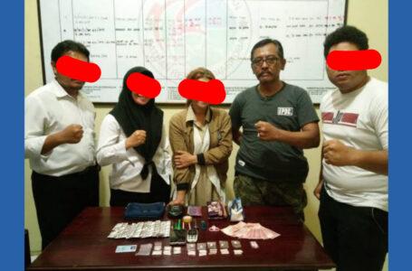 Di Kalteng, Mantan Kasat Narkoba Disidang Narkoba