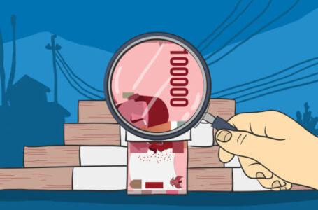 Korupsi Anggaran Desa, Oknum Wakil Rakyat Gunung Mas Diduga Terlibat