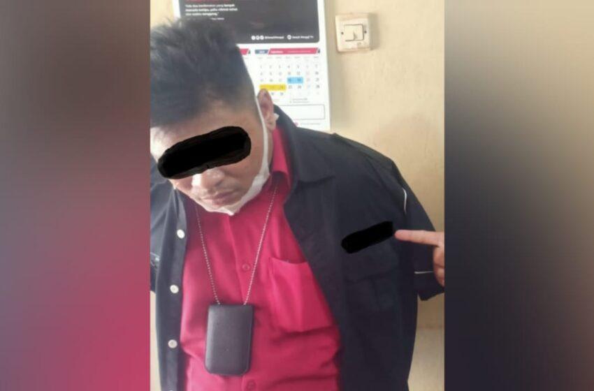 Ngaku Perwira Polisi   Tipu Rp 13 Juta   Oknum Wartawan 'Diborgol' Polisi