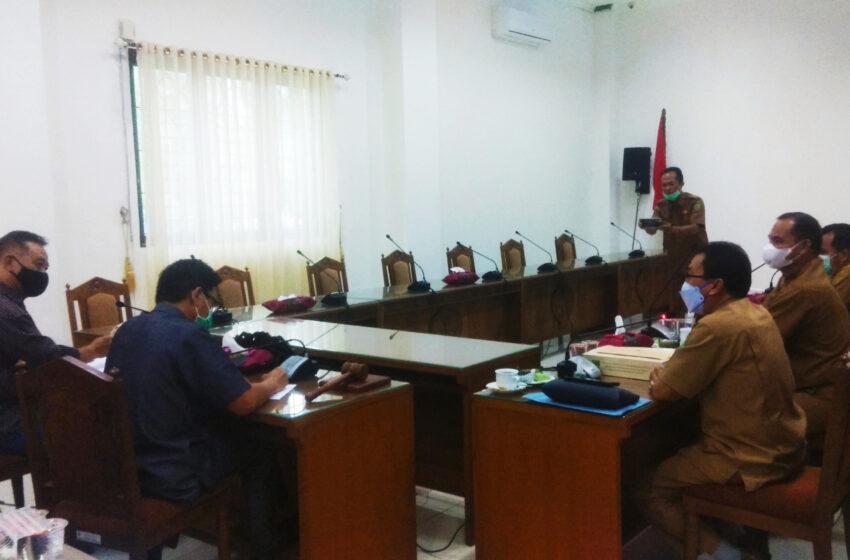 Soal Tata Batas Bartim Kalteng – Tabalong Kalsel, Pemkab Bartim Lakukan Kunjungan Konsultasi ke DPRD Kalteng