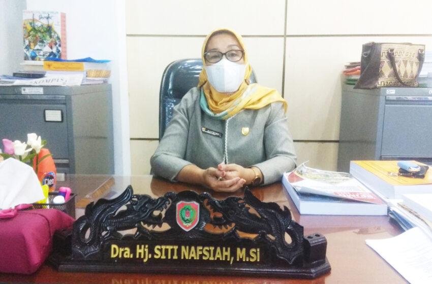 Srikandi Dewan Sampaikan Apresiasi Atas Terbentuknya UPT Perempuan dan Anak DP3AP2KB Kabupaten Lamandau