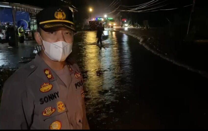 Diterjang Banjir Dahsyat, Akses Kasongan – Sampit Lumpuh Total