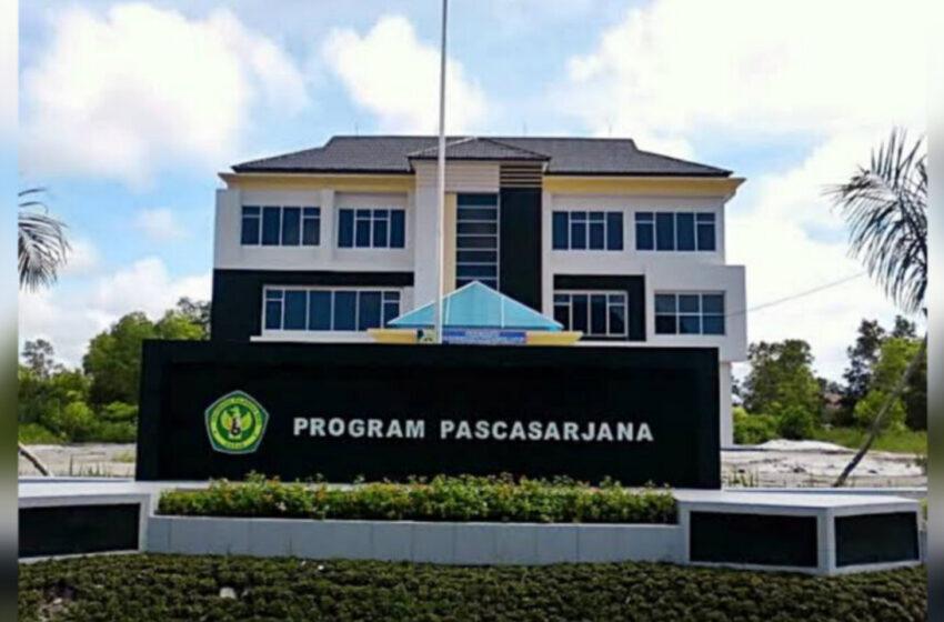 Menjadi Program Pascasarjana Terdepan Di Kalimantan Tengah, PPs-UPR Targetkan Tahun 2022 Seluruh Prodi Kantongi Akreditasi