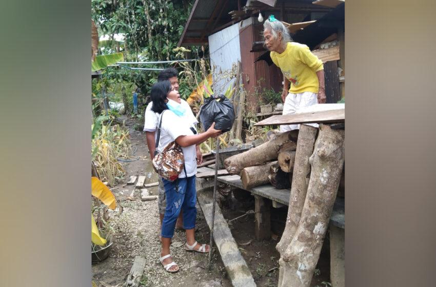 Peduli Kampung Halaman, Himpunan Warga Buntut Bali Kirim Bantuan